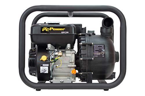 ITCPower GPC50 Motobomba Gasolina Líquidos Corrosivos