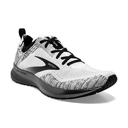 Brooks Levitate 4 Running Shoe White/Black 11 B (M)