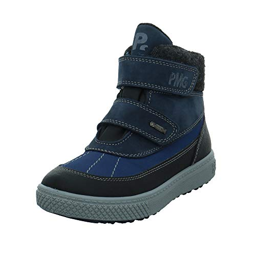 PRIMIGI Kinder Klettstiefel Trendiger Boot mit Goretex 2391922 blau 809050