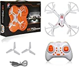 Joleen HX750 Drone Quad Copter for Kids Without Camera with Unbreakable Blades
