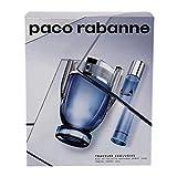 Paco Rabanne Invictus Edt Vapo 100 Ml+ Vp 20 Ml - 120 Mililitros (3349668571819)