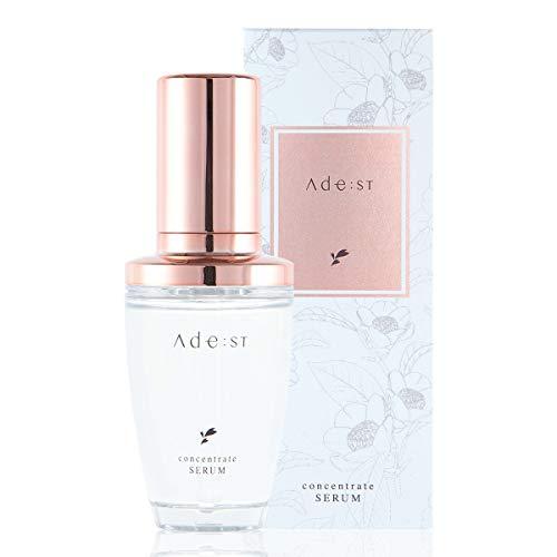Ade:ST concentrate SERUM ビタミンCの100倍 セラミド 新型ビタミン誘導体APPS 配合 美容液 30ml アデスト コンセトレートセラム 化粧水の前のスキンケア 保湿 引き締め 肌荒れ シワ たるみ ほうれい線