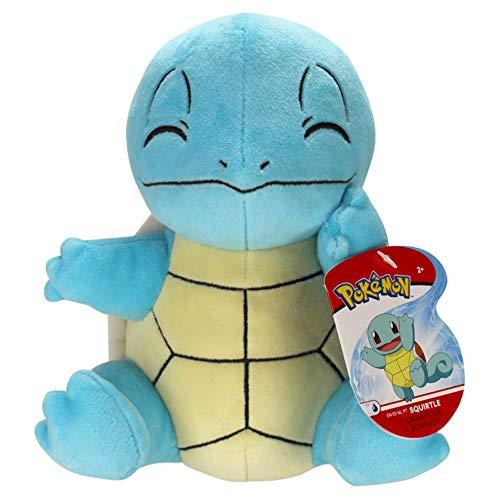 Pokemon - Peluche Squirtle 2 97961, 20 cm