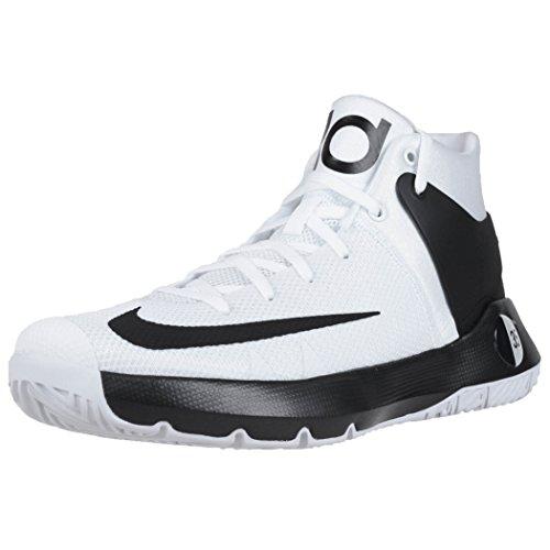 Nike KD Trey 5 IV TB, Zapatillas de Baloncesto para Hombre, Blanco (Blanco (White/Black), 43 EU