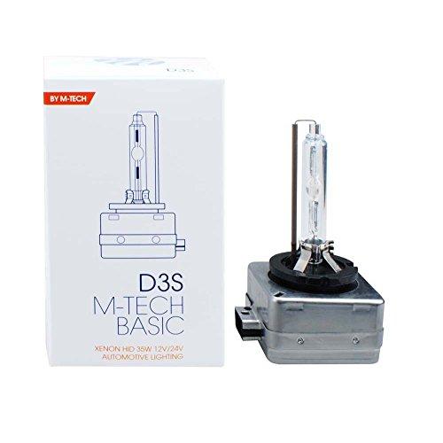 M-Tech zhcd3s43 Ampoule Xenon D3S