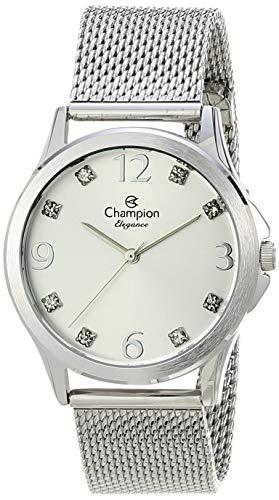 Relógio CN24093Q, Champion, Feminino, Prata,