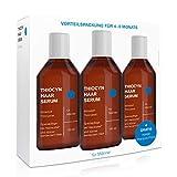 3x Thiocyn Haarserum für Männer bei Haarausfall • Vorteilspaket • Wissenschaftlich fundierte...