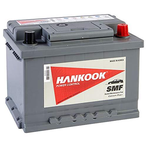 Hankook 60Ah Batterie de Voiture - MF56077