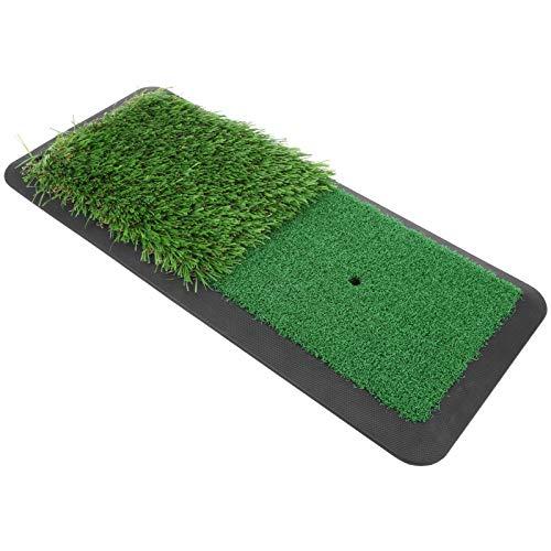 Omabeta Material durable de la dureza de la estera de la práctica del oscilación del golf para