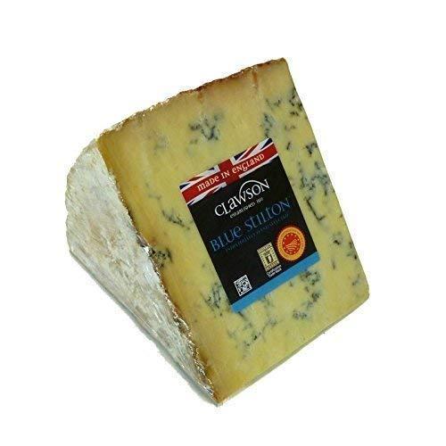 Blue Stilton Cheese Clawson PDO Blauschimmelkäse 400g