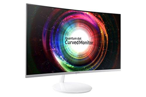 Samsung LC27H711 QHD 2560x1440 Curve Monitor HDMI, Game Mode
