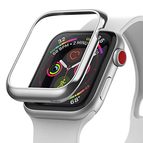 Ringke Bezel Styling Compatibile con Apple Watch 42mm Serie 3/2 / 1 in Acciaio Inossidabile Frame Cover Custodia Bello ed Elegante in Metallo Leggerissimo - AW3-01