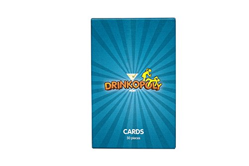 Drinkopoly - the King of Drinking Games - Additional cards - English language
