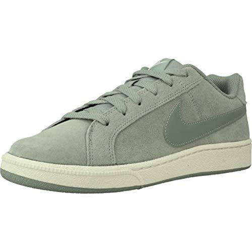 Nike Damen Sneaker Court Royale Suede Sneakers, Mehrfarbig (Mica Green/Mica Green/Phantom 300), 39 EU