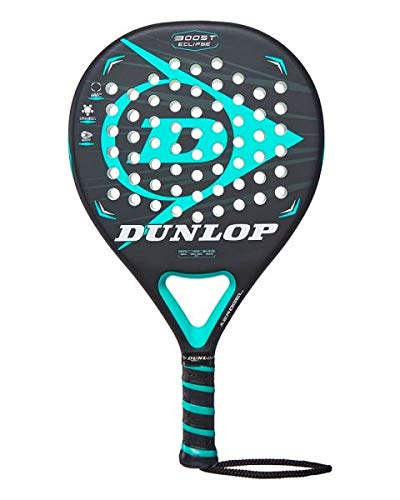 Dunlop Boost eclissi 2018pale, adulti Unisex, Nero, 375