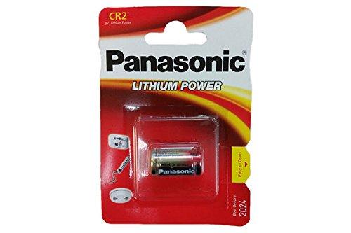 PANASONIC- Pile Power Photo CR2 - 10 packs