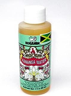 BENJAMINS Kananga Water 2Oz/60ml