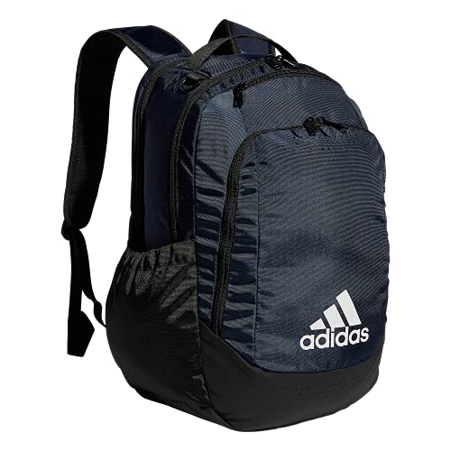 adidas Defender Sports Backpack, Team Navy Blue, One Size