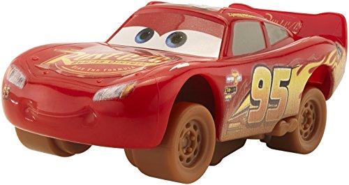 Cars 3- Coche Crazy McQueen (Mattel DYB04) , color/modelo surtido