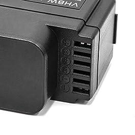 vhbw Li-ION Batterie 2000mAh (28V) pour Robot Tondeuse Worx Landroid L1500i WG798E, M 500B WG755E, M WG794E, M WG794EDC comme WA3225, WA3565