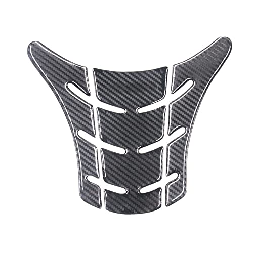 Motorrad Tank Pads for Ducati Diavel/Carbon/XDiavel/s, MultiStradrada 1200 / s/gt Motorrad Öltank Aufkleber Kohlefaser Aufkleber (Color : NO Logo)