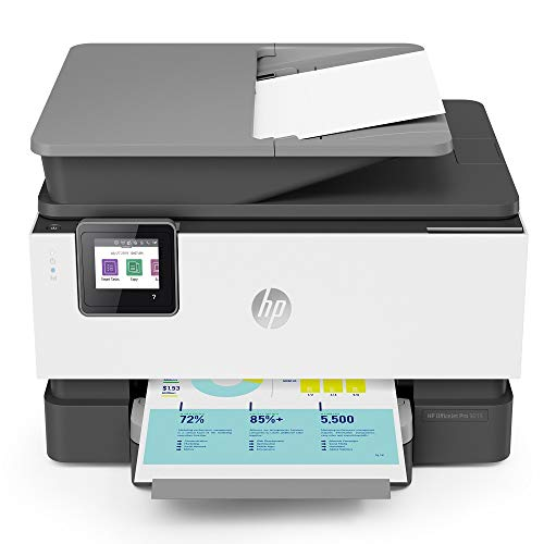 HP OfficeJet Pro 9015 All-in-One Wireless Printer, with...