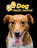 Dog Health Journal: Jack Russell Terrier | 109 pages 8.5'x11' | Track and Record Vaccinations, Shots, Vet Visits | Medical Documentation | Canine Owner Notebook | Medication Logbook Tracker