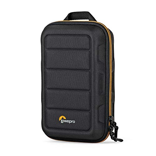 Lowepro Hardside CS 60 Hülle for Small Drone, 2X Action/Mirrorless Cameras, 1-2 Lenses und Accessories, Black