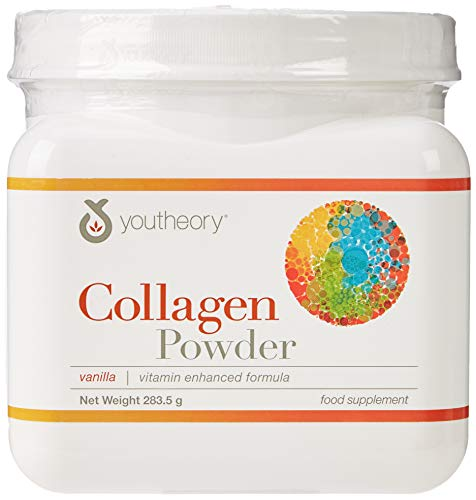 Youtheory Collagen Powder Supplement, 283.5 g