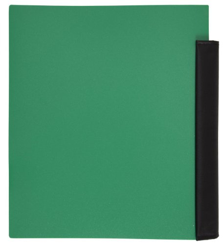 Five Star Advance 5 Subject Notebook, 11 x 10 Inches, 200 sheets, Green (72817) Photo #3