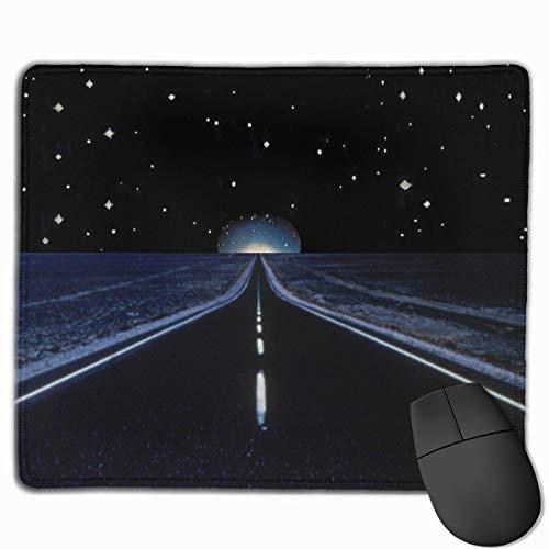 shenguang Alfombrilla de ratón suave Sky Road Mobile Gaming Mouse Pad de trabajo Alfombrilla de ratón para oficina