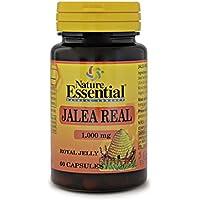 Jalea real 1000 mg. 60 cápsulas con levadura de cerveza