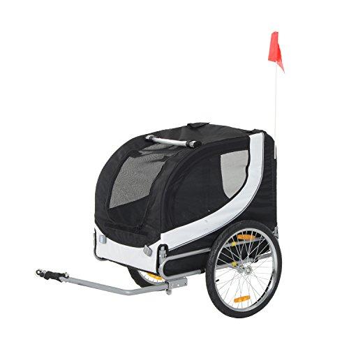 Remorque à vélo pour chien Homcom