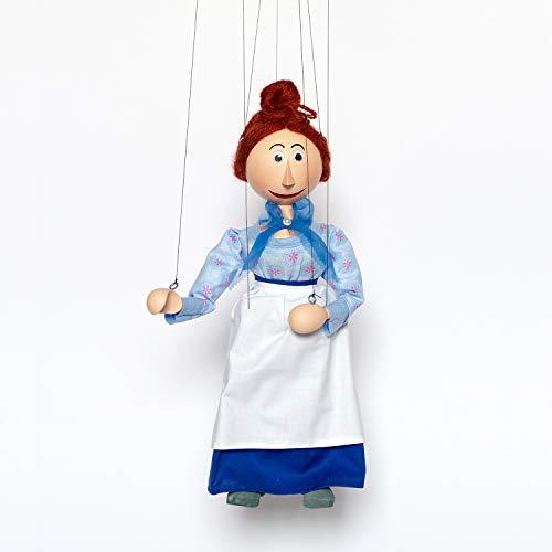 Augsburger Puppenkiste Frau Waas Marionette aus Jim Knopf