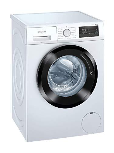 Siemens WM14N0K4 iQ300 Waschmaschine / 7kg / D / 1400 U/min / varioSpeed Funktion / Nachlegefunktion / aquaStop