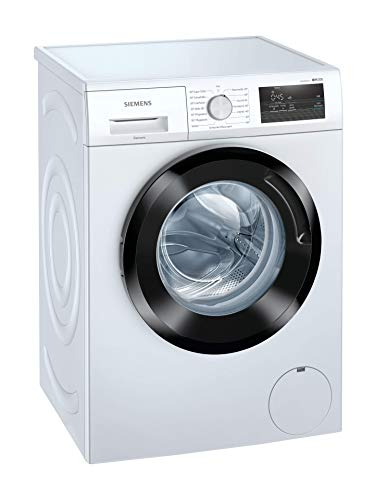 Siemens WM14N0K4 iQ300 Waschmaschine / 7kg / A+++ / 1400 U/min / varioSpeed Funktion / Nachlegefunktion / aquaStop