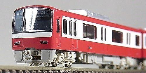 Todo en alta calidad y bajo precio. Keikyu Type 600 600 600 4th Edition with Air Conditioner Type CU71 Standard Four Car ... (japan import)  lo último