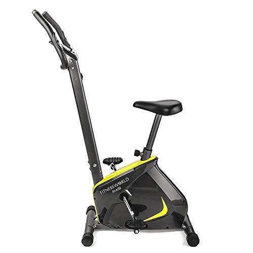 FITNESS WORLD - Maisi Upright Magnetic Exercise Bike