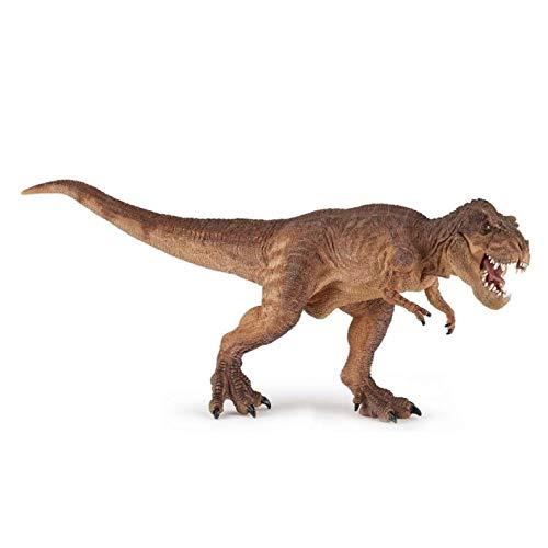 Laufender T- Rex braun
