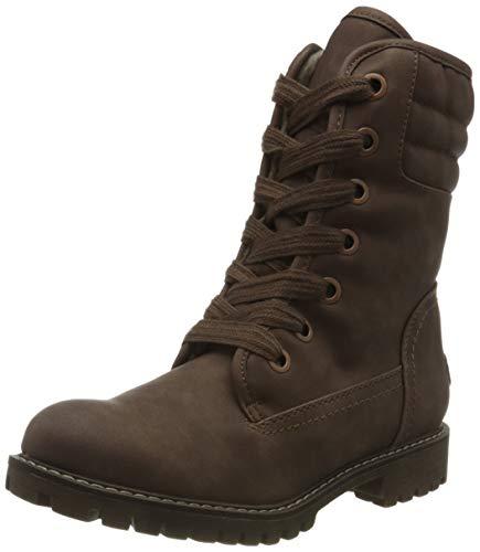 Roxy Damen Aldean Fashion Boot, Brown, 39 EU