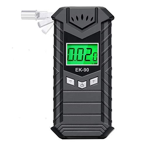 Our #7 Pick is the JASTEK EK-90 Breathalyzer