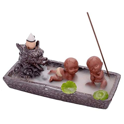 Why Choose LHBNH Burner Incense Burner Incense Burner Household Purifier Tea Ceremony Ceramic Incens...