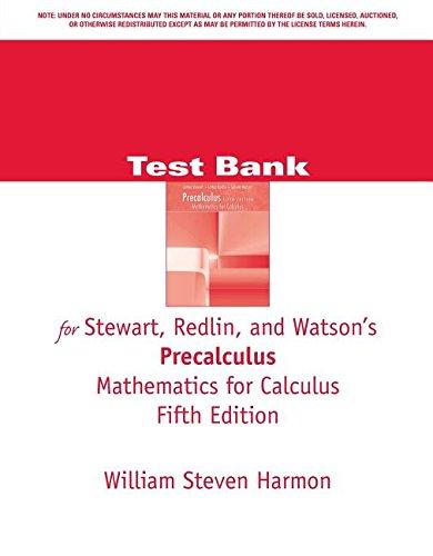 TB Precalc Math Calc-CD 5e