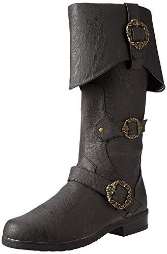 Funtasma Herren CARRIBEAN-299 Klassische Stiefel, Schwarz (Black), 47 EU