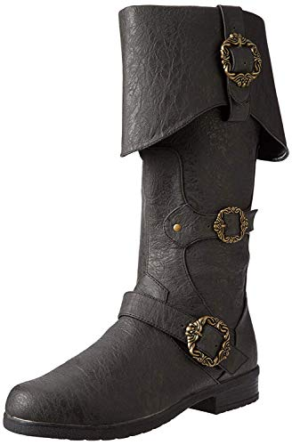 Funtasma Herren CARRIBEAN-299 Klassische Stiefel, Schwarz (Black), 44-45 EU