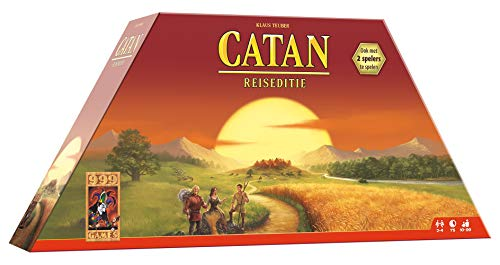 Catan: Reiseditie Bordspel