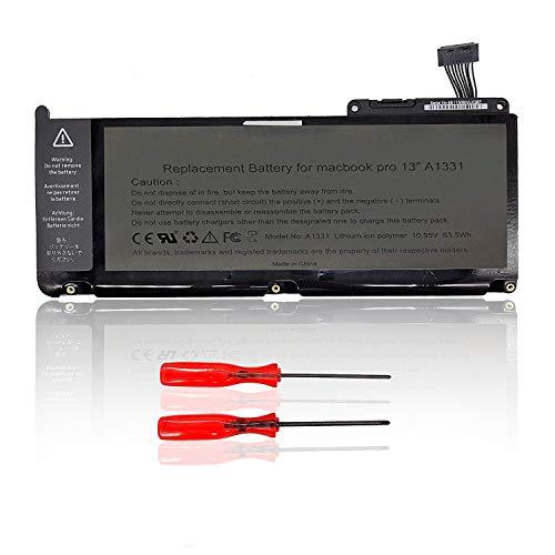 Repuesto de batería A1331 para Apple A1342 Unibody 13