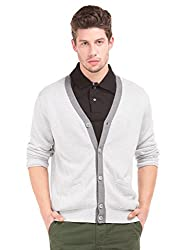 Nautica Mens Cotton Cardigan