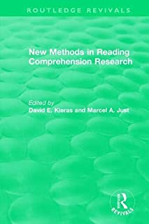 New Methods in Reading Comprehension Research