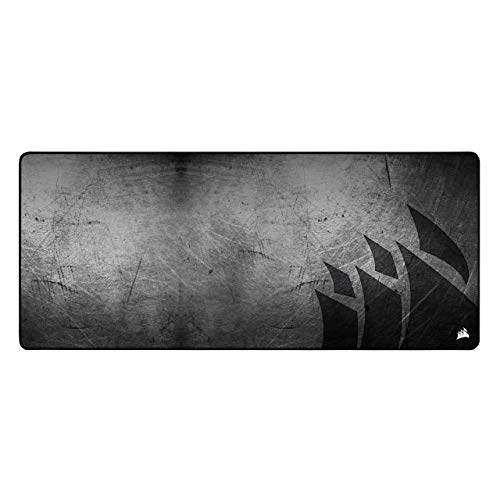 Corsair MM350 PRO Premium Spill-Proof Cloth Gaming Mouse Pad – Extended XL - Multicolor